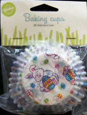 Playful Bunny Baking Cups 50 ct from Wilton 109 - New