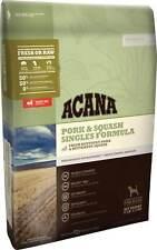 ACANA Pork & Squash Singles Dry Dog Food (25 lb)
