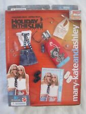 Mary Kate and Ashley Holiday in the Sun Fashions doll clothes...New In The Box!!