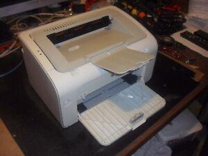HP LaserJet P1005 Workgroup Laser Printer, CB410A, 4,391 Page Count