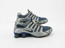 3c9888a4f8f Nike Shox NZ Men Athletic Running Shoes Size 9.5M Pre Owned FJ