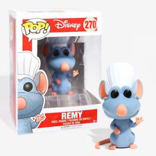 New Ratatouille Remy Pop Vinyl Figure #270 Disney Funko Official