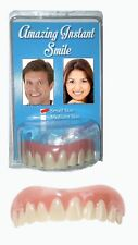 Amazing Instant Smile Cosmetic Novelty Secure Teeth- Small Size