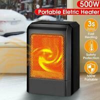 Mini-radiateur électrique radiateur en céramique portable chaud