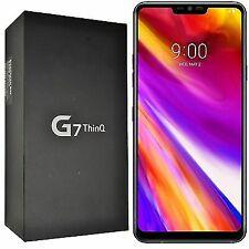 LG G7 ThinQ 64gb G710EM Aurora Black Android Factory Unlocked 4g/lte OEM