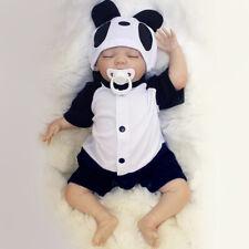 "20"" Reborn Dolls Reborn Baby doll Silicone Vinyl Toddler Babies Boy Doll Gift&"