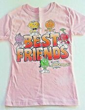 Lemonhead Best Friends Girl's Shirt top pink size 7-8