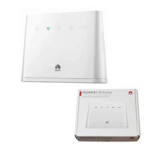 Huawei B311 Mobile Wi-Fi Router 2020 4G/LTE 150Mbps Unlocked White Hotspot Modem