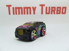 HOT WHEELS CHRYSLER 300 C TOONED BLACK ARTWORK DIECAST 58 MM LONG