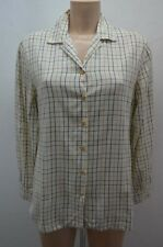 LACOSTE CHEMISIER .  BEIGE TAILLE 40 T40 L   SHIRT CAMISA BLUSE BLOUSE / 2