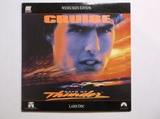 Days of Thunder Laserdisc Tom Cruise NASCAR Racing