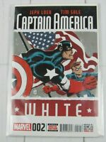 Captain America: White #2 Marvel Comics 2015