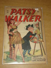 PATSY WALKER #12 G (2.0) BARD PUBLISHING ATLAS COMICS JANUARY 1948