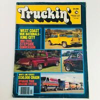 Truckin' Magazine February 1976 Vol 2 #2 West Coast Van Nationals & Mini-Truck