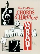The 20-Minute Chords and Harmony Workout-ExLibrary