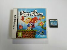 Giana Sisters DS - Nintendo DS Game - 2DS 3DS DSi - Free, Fast P&P!