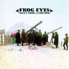 Frog Eyes - Paul's Tomb: A Triumph NEW 2 x LP