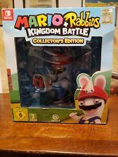 Mario & Rabbids Kingdom Battle Collectors Edition Nintendo Switch PAL ITA NUOVO