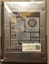 "DELL SSD 1.6TB 6Gbps 2.5"" 0DMF5Y HK4E Series THNSF81D60CSE  Enterprise Grade"
