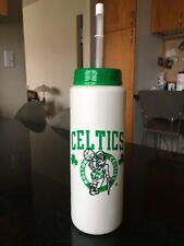 VTG 1990 BOSTON CELTICS Plastic WATER BOTTLE