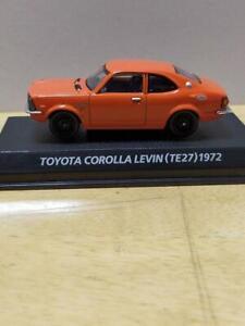 164 Konami Out of Print Famous Car TOYOTA COROLLA LEVIN