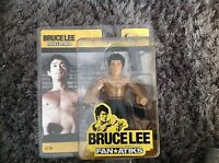 Fan Atiks 'Bruce Lee' Action Figure- NEW and BOXED- Kung Fu- Martial artist