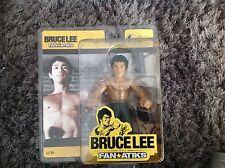 """Ventilateur ATIks """"BRUCE LEE"""" Action Figure-NEUF et emballé-Kung Fu-Artiste Des Arts Martiaux"""