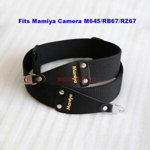 Shoulder Strap Neck Strap With Lugs for Mamiya Camera fits Mamiya M645/RB67/RZ67