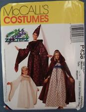 NOS McCall's Costume Pattern P438 Size L 38,40 Renaissance Magic New Old Stock