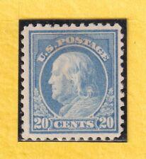 US STAMP SC# 515 20c 1917 *MINT LH/DG CV$40.00 986