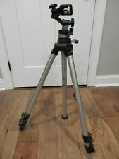 Bogen Manfrotto Professional Tripod Model 3020 with 3025 Head Made in Italy