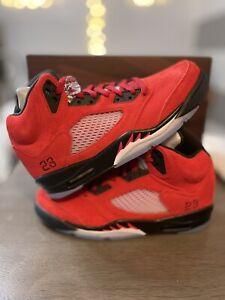 "Jordan 5 Retro ""Raging Bull"" Size 10 DS"