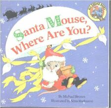 Santa Mouse, Where Are You? (All aboard books)