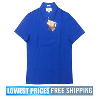 Penguin Men's NWT Classic Blue Pocket Polo Shirt MSRP $69 With Free Shipping