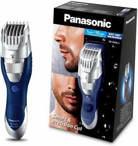 Panasonic ER-GB40-S503 Hair Clippers IN Dry And Wet Razor With Angle Of 45º