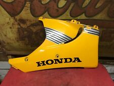 Honda CBR900RR Right Lower Belly Fairing Cowl CBR900 CBR 900 RR 96-99 Side Cover