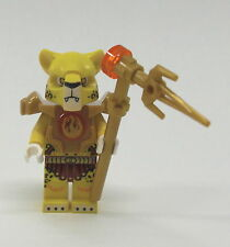 LEGO Legends of Chima - Lundor - Figur Minifig Leopard Tiger NEU NEW 70141