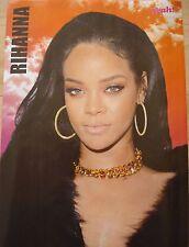 Rihanna __ 1 POSTER __ 20,5 cm x 28 cm
