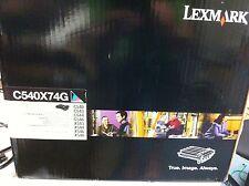 original Lexmark Imaging Kit C540X74G für C540 543 544 X546 neu B