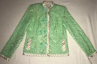 Vintage Koos Van Den Akker Womens Blazer / Jacket - Size Small