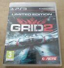 Grid 2 GRID2 - Limited edition PS3 tbe VF