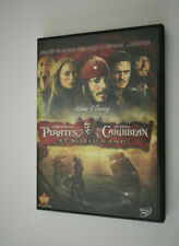 Pirates Of The Caribbean : At World's End DVD ~ Canadian 2007 Bilingual