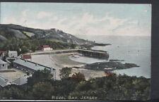 Channel Islands Postcard - Rozel Bay, Jersey     RS8816