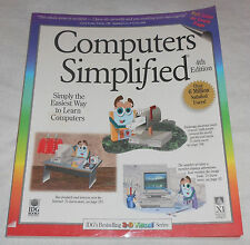 Computers Simplified IDG Bestselling 3-D Visual 1998 PB 4th Edition