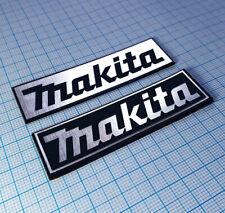 MAKITA - Metallic Badge Sticker Set (2 pieces)