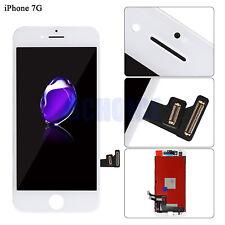 """Pantalla Táctil LCD Para IPhone 7 4.7"""" Blanco Display Frontal Completo"""