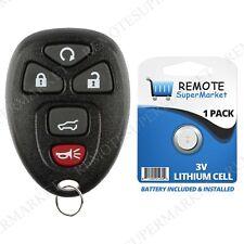 Replacement for GMC Acadia Savana Sierra Yukon XL 1500 Remote Car Key Fob 5b Suv