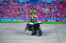 Takara Tomy Nintendo Super Mario Luigi Car Cake Topper Figure Decoration K1335 H
