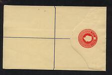 Bahamas  nice postal  registered envelope  unused  6 pence     KEL1227