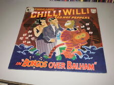 CHILLI WILLY AND THE RED HOT PEPPERS - BONGOS OVER BALHAM - LP 1974 PHILIPS REC.